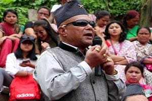 The only MLA standing for NCP in the Northeast is Sanbor Shullai, also the party's president in Meghalaya.