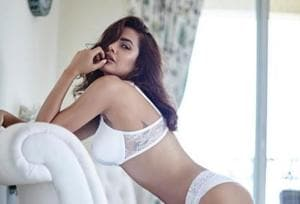 Esha Gupta was recently trolled online for showcasing a picture where she was wearing a lingerie.