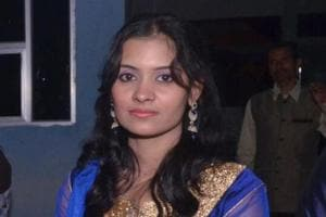 Rinki Pachori, 22, had boarded Utkal Express from Agra with her uncle and aunt.