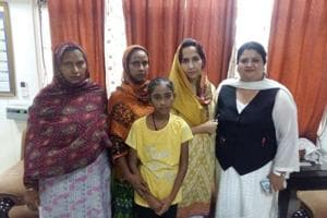 Fatima Bibi, her daughter Hena and sister Mumtaz are behind the bars in a drug case.