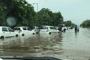 Tricity's drowning glory: Mohali residents to move court as downpour...