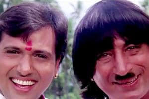 Judwaa 2: Why not, says David Dhawan on working with Govinda again