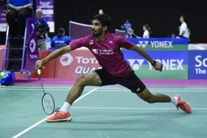 K. Srikanth enters Round 2 of BWF World Championships