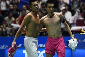 Lin Dan, Lee Chong Wei: Ageing legends hope to defy youngsters at...