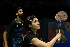 The duo of B Sumeeth Reddy and Ashwini Ponnappa is the premier pairing for Indian in the mixed doubles segment at the BWFWorld Badminton Championships in Glasgow