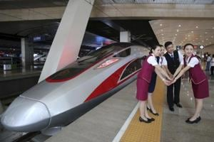 China to relaunch the world's fastest bullet trains