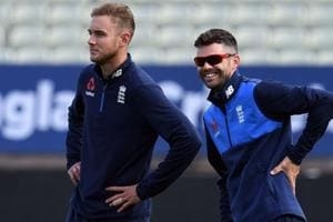 James Anderson and Stuart Broad: England cricket's deadly duo in...