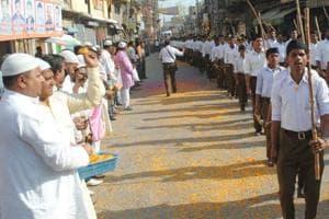 During Ramzaan, RSS-affiliate Muslim Rashtriya Manch organised more than 1,000 cow milk parties across India.