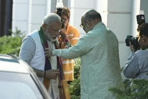 Amit Shah's Tamil Nadu visit deferred