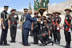 Indian sovereignty will be protected at all costs: President Ram Nath...