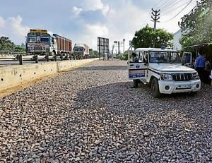 Developer told to dismantle road constructed 'illegally' near Kherki...