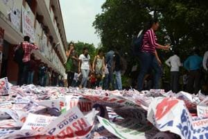 The mess created during  the campaigning phase of DUSU Elections is what the No Paper Party is against.