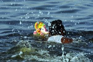 Ganapati visarjan plans: Shri Ganesh Sewa Mandal will ditch the Yamuna...