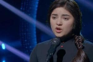 Secret Superstar first song, Main Kaun Hoon: 16yr old Meghna croons...
