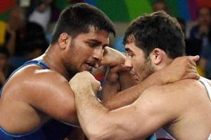 World Wrestling Championships: Another poor day for India as four...