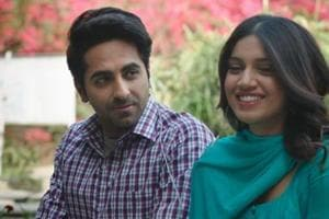 Shubha Mangal Saavdhan new song Laddoo: Mika Singh and quirky lyrics...