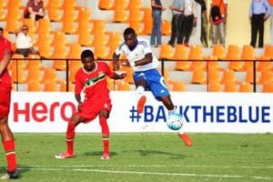 St.Kitts & Nevis eke out draw vs Mauritius in Tri-Nation Football...