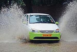 Tricity's drowning glory: Ola, Uber's surge pricing burns a hole in...