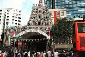 Hindu temple in Singapore probed for 'criminal offences'