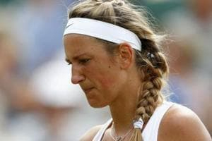 Victoria Azarenka is a former tennis world No. 1 and two-time Grand Slam winner.