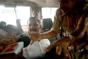 Lt Col Shrikant Purohit greeted with flowers outside Mumbai jail, says...