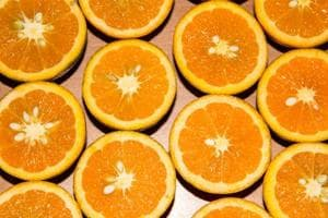 Eat those oranges and lemons. It boosts your Vitamin C levels and...