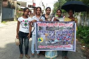 Transgenders arrange flood relief in Bengal for the first time