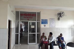 BRD Medical College's rehab department  struggles minus doctors,...
