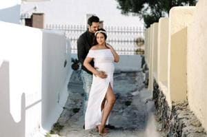 Pregnant Esha Deol is getting married again as she enters her third...