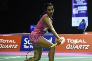 PV Sindhu, B Sai Praneeth win openers at World Badminton Championships