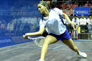 Defending champion Dipika Pallikal out of National squash with ankle...
