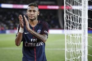Barcelona sue Neymar for at least 8.5 million euros - club
