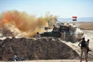 Iraqi forces breach Islamic State stronghold Tal Afar - statement