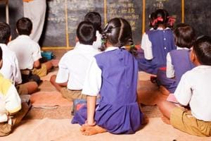6-year-old Dalit girl forced to lift her excreta by upper caste man in...