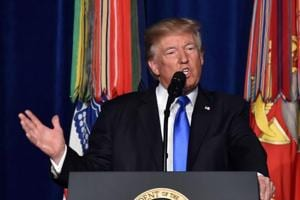 American experts back Trump's Afghan strategy and offer of larger role...