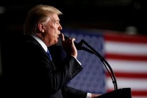 Trump stern on Pakistan, calls on India for support in...