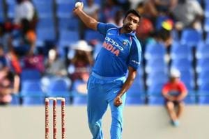 'Ravichandran Ashwin very much in frame for 2019 Cricket World Cup'