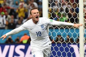 53 goals, but just one at the World Cup - Wayne Rooney's England...