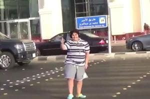 Saudi police detain teenage boy for dancing to 'Macarena' on the...