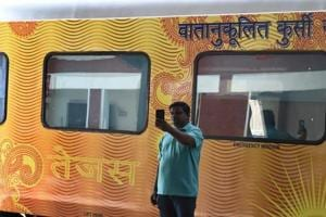 Ganpati time: Mad rush on Tejas Express, other trains leading to...