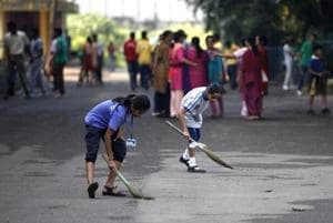 Cleanliness fortnight in colleges from September 1: Ministry of human...