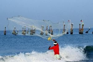 Fishermen from the two countries often stray into each others' waters, creating diplomatic difficulties.