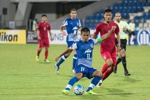 Bengaluru FC thrash North Korea's April 25 SC in AFC Cup semi-final...