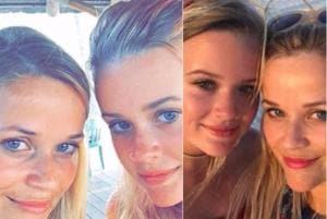 Here's proof that Reese Witherspoon's daughter would totally pass as...