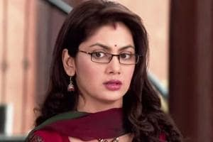 Sriti feels blessed to play a dual role.
