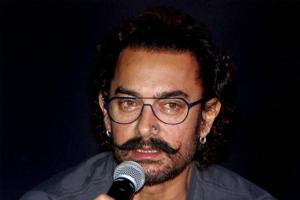 Aamir Khan returns to work post Swine flu with Secret Superstar song...