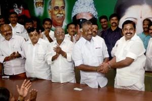 AIADMK drama: Security tightened as Tiruchirapally braces for mega...