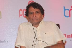 Railway minister Suresh Prabhu meets PM, says 'extremely pained by...