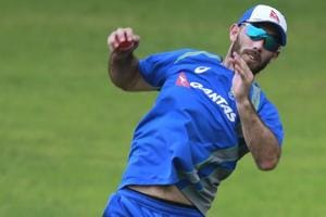 Glenn Maxwell suffers heatstroke ahead of Australia's Test series vs...