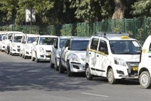 Airports Authority of India ties up with app-based cab services Ola,...